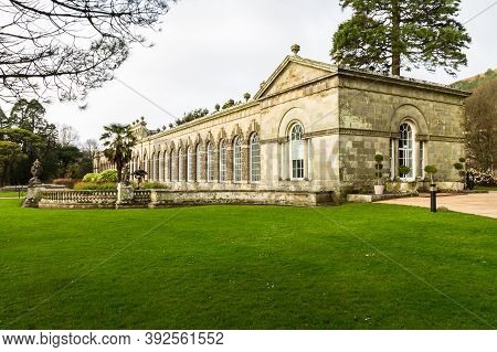 Editorial, The Orangery , Margam Country Park