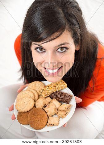 Biscuits Sweet Temptation