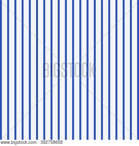 Cerulean Blue And White Stripes Pattern In 12x12 Design Element, Page Element And Backgrounds.