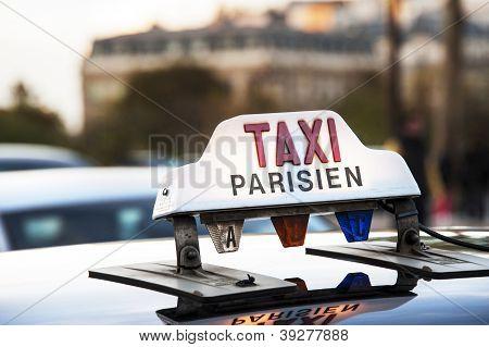 Paris - Taxi