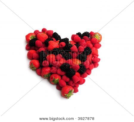 Fruity Heart