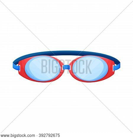 Vector Illustration Of Glasses And Eyewear Logo. Graphic Of Glasses And Eyewear Vector Icon For Stoc