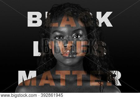 We support the black lives matter movement