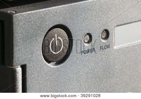 Power Button And Two Detecting Elements