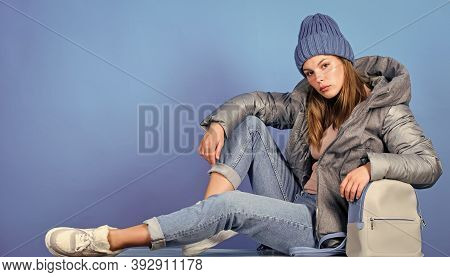 Street Style. Look Fashionable. Purposeful Layering Is Perfect Way To Achieve Warmth. Inspiring Ward
