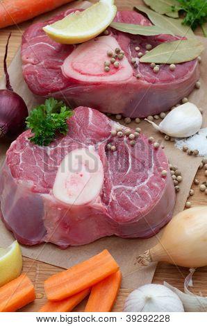 Veal Shanks