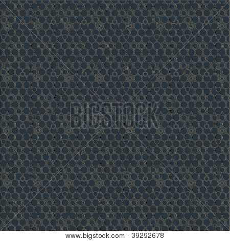 Texured Background With Abstract Geometric Pattern