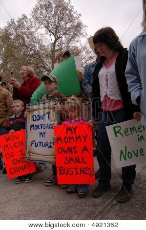 Tax Day Kids