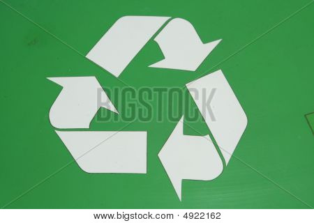 Reduce,reuse,recycle Symbol