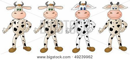 Cow Bare Composite