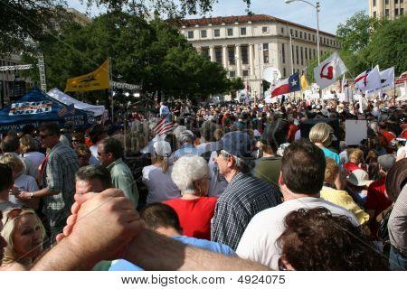 San Antonio Rally