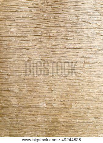 Texture Of Brown Crumpled Paper