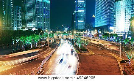 Shanghai Trafic