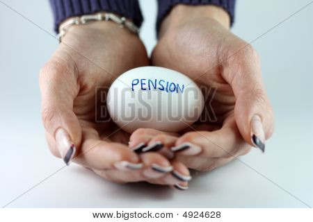Pension Nest Egg