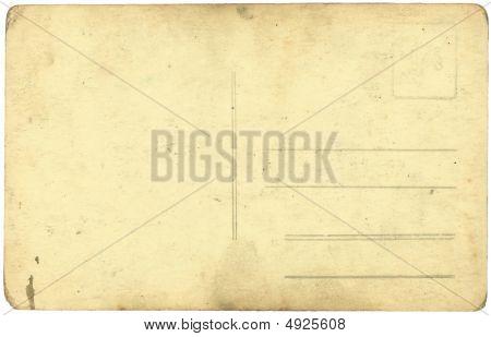 Vintage Postcard Background