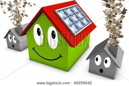 cheaper house
