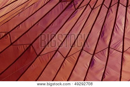 Red Parachute Tent