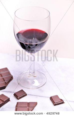 Port Wine And Chocolate