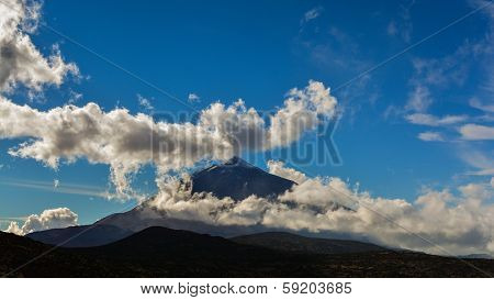 Magical Volcano Teide