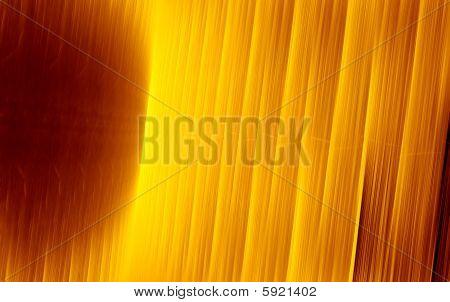 Golden Waves of Virtual - fractal design