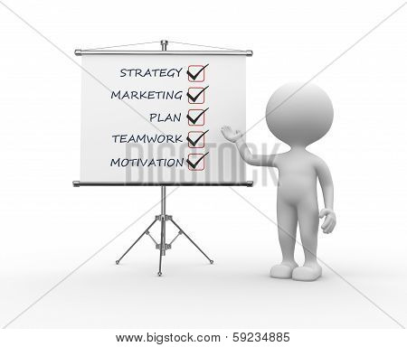 Conceptual Image - Strategy