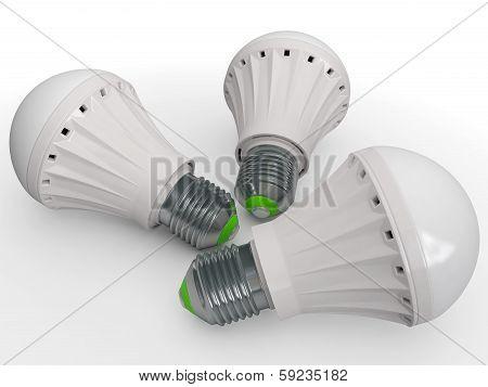 Modern Bulb For Illumination