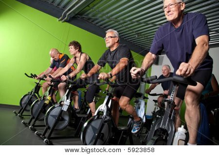 Senior Cycling Group