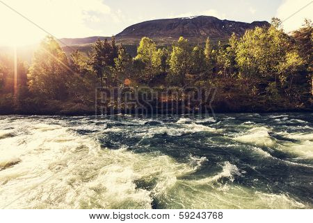 River in Norway