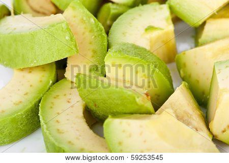 Cutted Avacado