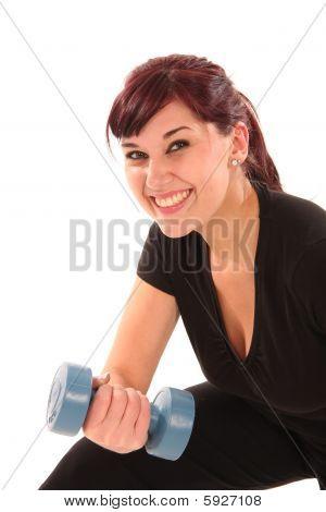 Exercise Beauty Girl
