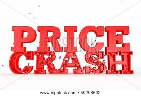 sale event for shopping or retail, red sign price reduction