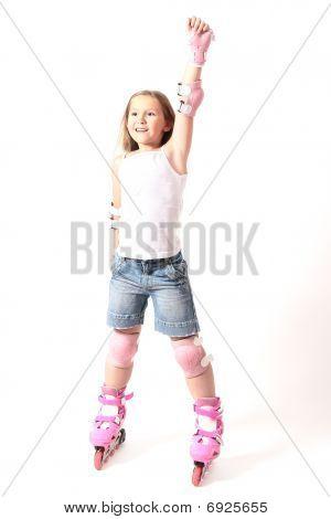 Triumph Of Roller Skater