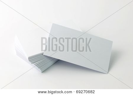 Plain Business Card