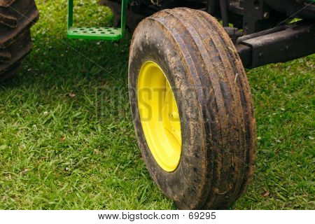 Tractor Front Tire