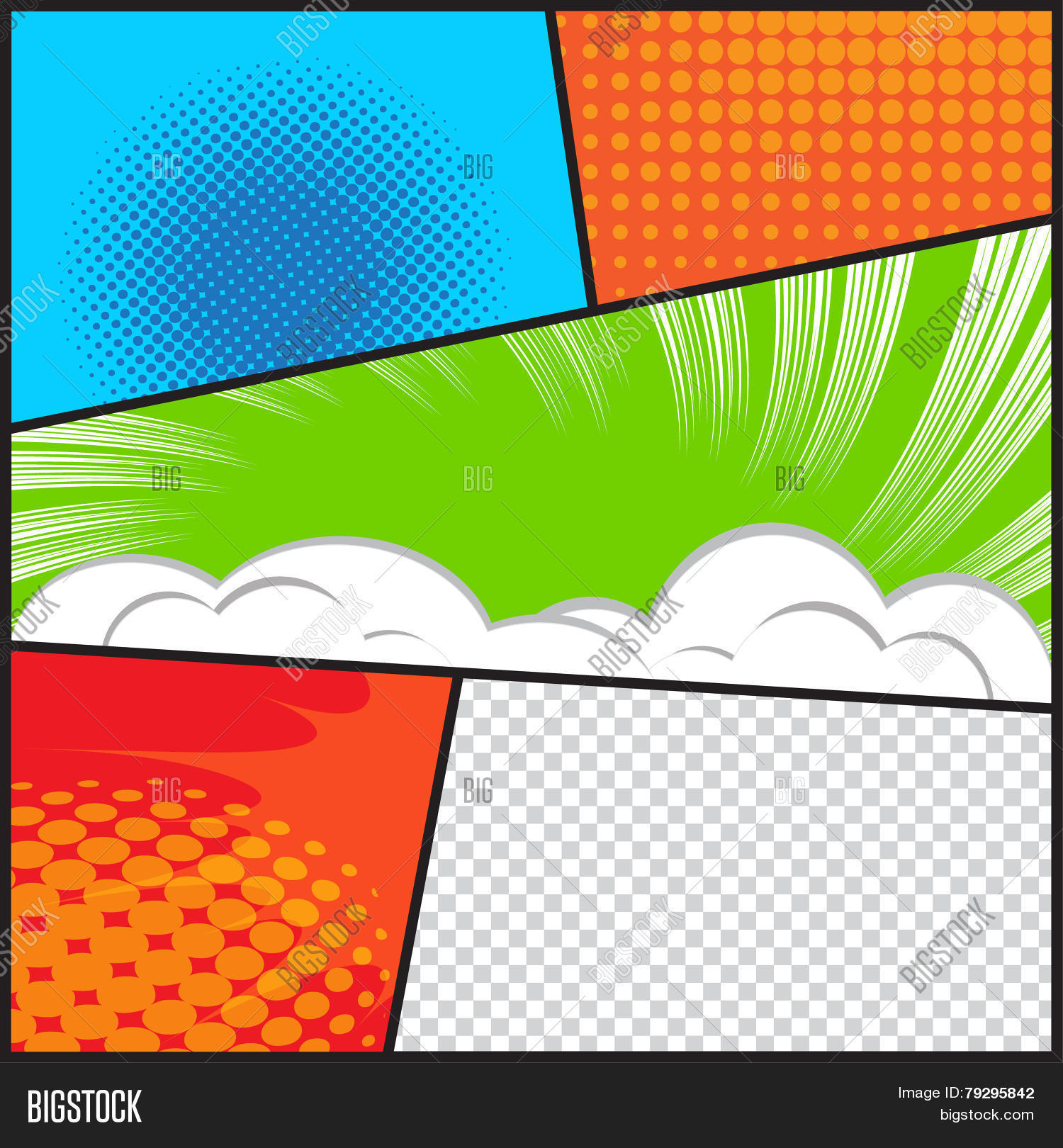 Free Comic Book Day Wallpaper: Comic Background Vector & Photo (Free Trial)