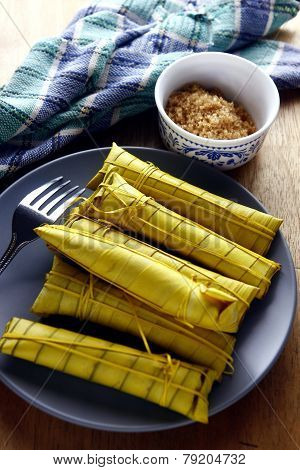 Filipino food delicacy