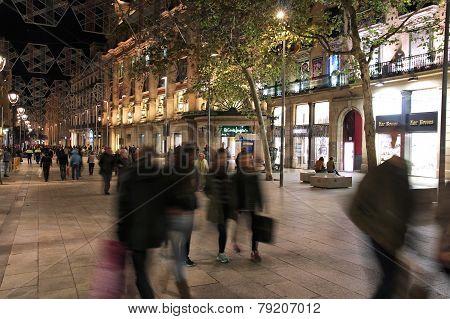 Barcelona Night