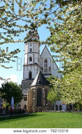 Thomas Kirche, Leipzig
