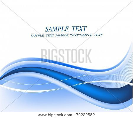 Abstract background vector illustration.