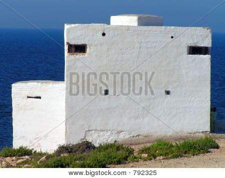 Qawra Pillbox