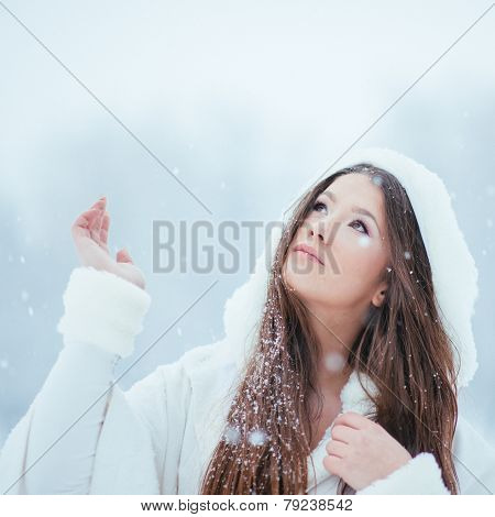 Waiting For The Snow