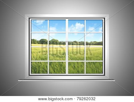 a window view