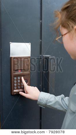 Entrance Door Intercom