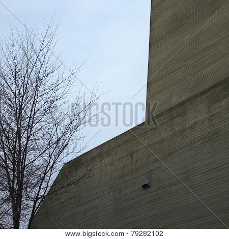 Modern Building Siding