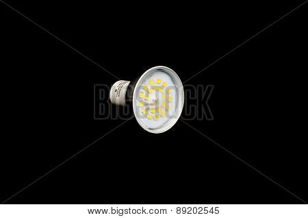 Lamp With Led Emitter