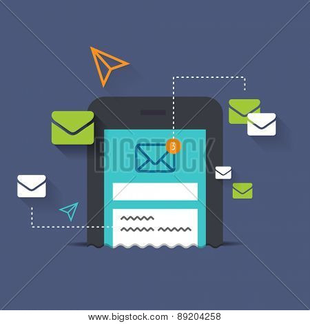 sms / email marketing