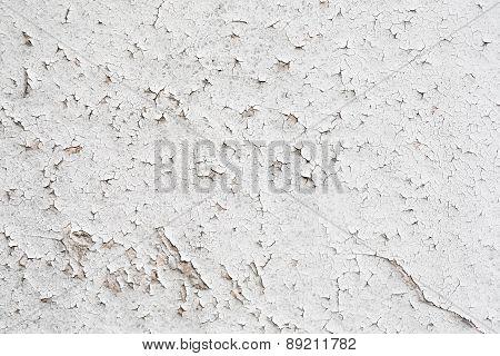 Vintage Cracked Paint Light Background