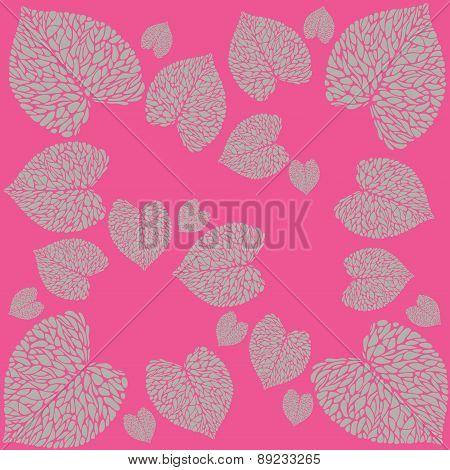 Leaf Calla Pattern