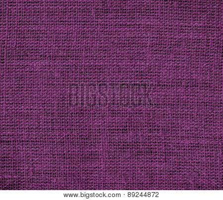 Byzantium color burlap texture background