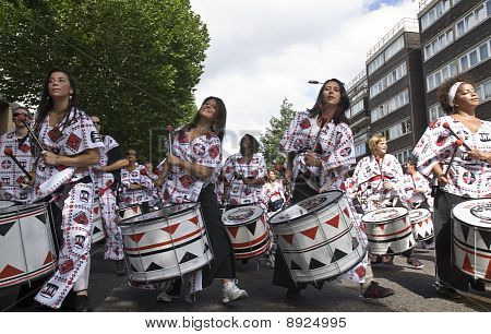 Performers And Drummers